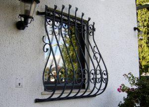 Fensterschutz-Gitter