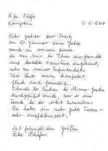 Kunde aus Königstein