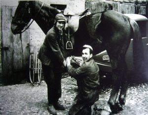 Schmiedemeister Albert Ernst